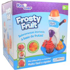 Brinquedo Kids Chef Frosty Fruit - Multikids