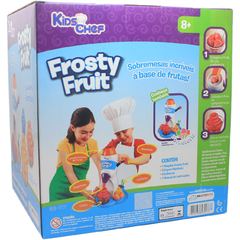 Brinquedo Kids Chef Frosty Fruit - Multikids na internet