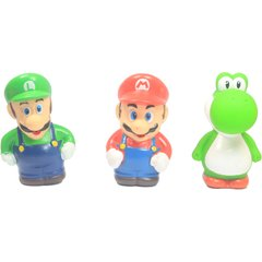 Kit Bonecos Super Mario - Super Size Figure Collection - 7cm na internet