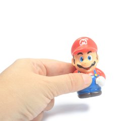 Kit Bonecos Super Mario - Super Size Figure Collection - 7cm - Plugados.net