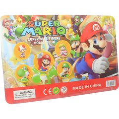 Kit Bonecos Super Mario - Super Size Figure Collection - 7cm - loja online