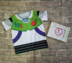Camiseta Buzz Lightyear  Toy Story