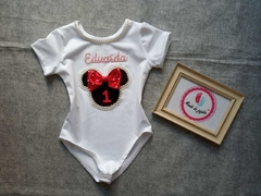 Body Personalizado Minnie