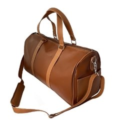 TRIP BAG - DUO BROWN - comprar online