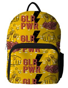 Mochila Girl Power