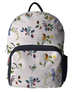 Mochila FUN - Birds&Flowers