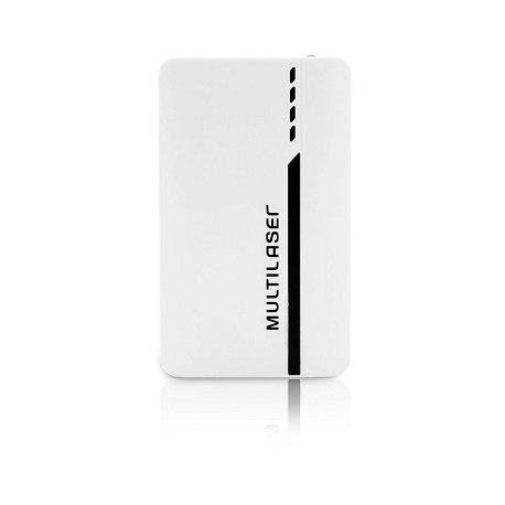 Carregador Portátil Power Bank 4500 Mah Multilaser - CB077 na internet