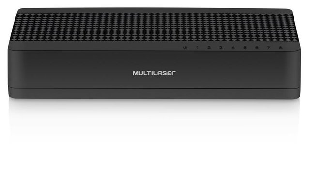Switch Mini Multilaser 8 Portas Soho - RE308 - comprar online