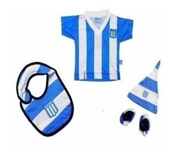 Combo Oficial Baby Fans Racing
