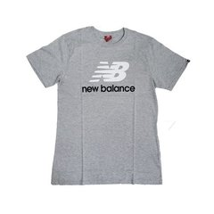 Remera New Balance Essentials Stacked - N2l065054
