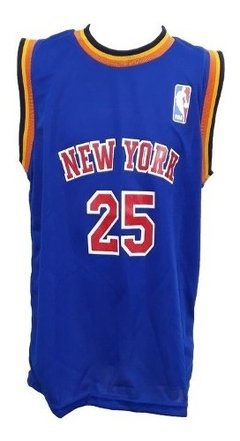 Camiseta Nba Economica Basquet New York Adulto - Mesa