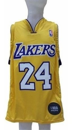Camiseta Nba Oficial Lakers Adulto - Mofa