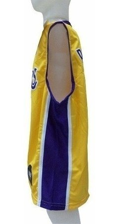 Camiseta Nba Oficial Lakers Adulto - Mofa en internet