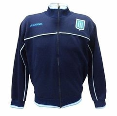 Campera Oficial Racing Club Adulto Cod. 456 Solo T. S