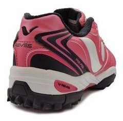 Tartanera Botin Dama Ni?a Hockey Reves Fox Iq Fucsia - Fox - comprar online