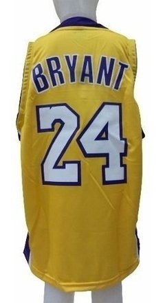Camiseta Nba Oficial Lakers Adulto - Mofa - comprar online