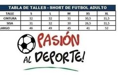 Short De Futbol Adulto - Shfa - Blanco en internet