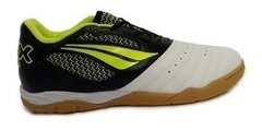 Botines Penalty Futsal Adulto Max 400 Ng/bl - 124112 - Bl/am en internet