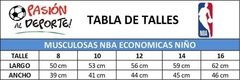 Camiseta Nba Economica De Basquet Ni?o Lakers - Mesn en internet