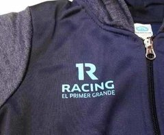 Campera Racing Con Recortes Adulto - 410 en internet