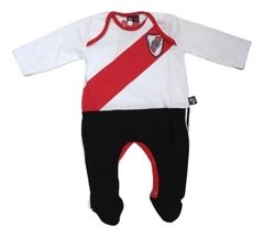 Body Camiseta River Plate Manga Larga- Cod. 1185