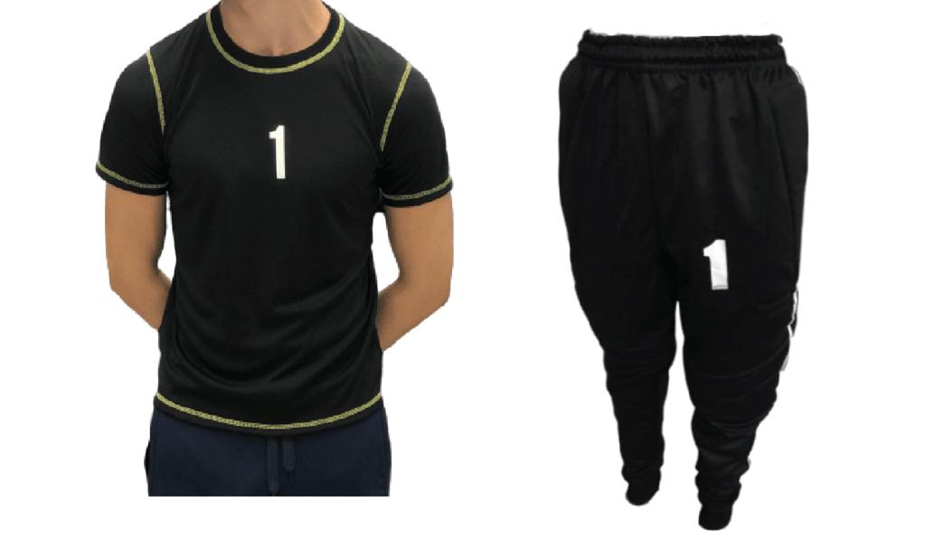 Combo Arquero Nino Remera Pantalon Largo Eneve Cplp3