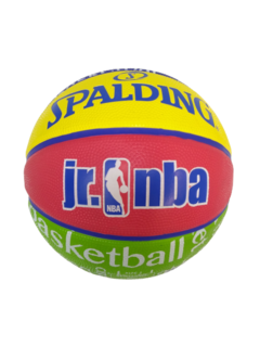 Pelota basquet Spalding Jr Nro. 5 Multicolor - spal5jr
