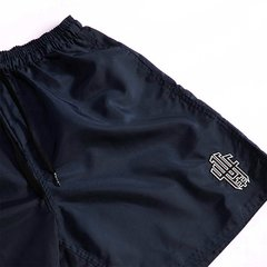 SHORTS NYLON AZUL na internet