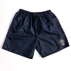 SHORTS NYLON AZUL