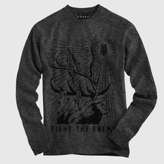 FIGHT THE ENEMY SWEATSHIRT