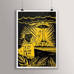 POSTER GOOD DAY - buy online