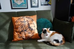A.C.A.B. - CUSHION COVER - online store