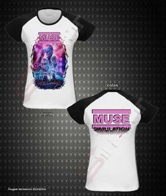 Baby look Raglan  - Muse (Simulation Theory)