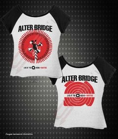 Baby Look Raglan - Alter Bridge (Live at the O2 Arena + Rarities) - comprar online