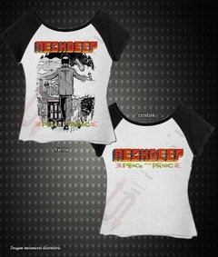 Baby Look Raglan - Neck Deep (The Peace and The Panic) - comprar online