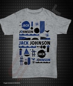 Camiseta, Regata ou Baby Look - Jack Johnson - comprar online