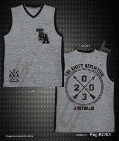 Regata Basquete - The Amity Affliction - comprar online