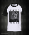 Camiseta Raglan - Billie Eilish