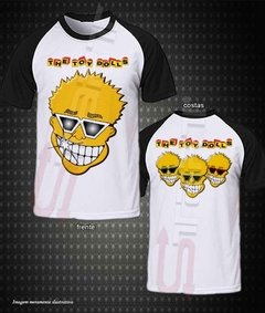 Camiseta Raglan - The Toy Dolls