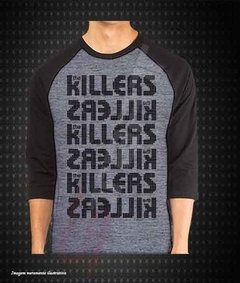Raglan Manga 3/4 - The Killers