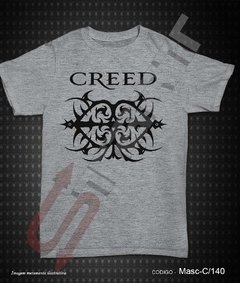 Camiseta, Regata ou Baby Look - Creed