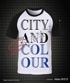 Raglan - City and Colour - comprar online
