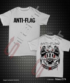 Camiseta, Regata ou Baby Look - Anti-Flag - comprar online
