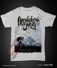 Camiseta, Regata ou Baby Look - Breakdown Of Sanity - comprar online
