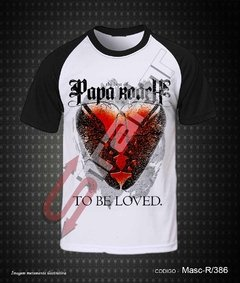 Raglan  - Papa Roach (...To Be Loved: The Best of Papa Roach)