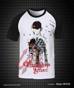 Raglan - Three Days Grace (Human) - comprar online
