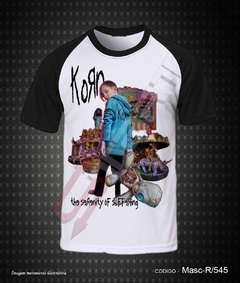 Raglan - Korn (The Serenity of Suffering)