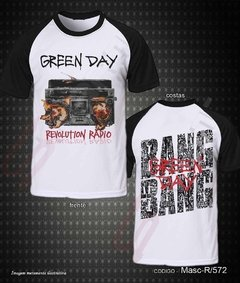 Raglan - Green Day (Revolution Radio)