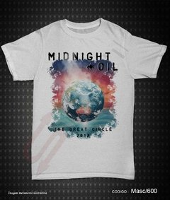 Camiseta, Regata ou Baby Look - Midnight Oil - comprar online
