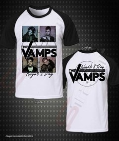 Raglan - The Vamps (Night & Day)